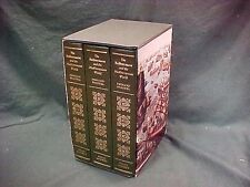 FOLIO SOCIETY SET The MEDITERRANEAN and the MEDITERRANEAN WORLD, BERNARD BRAUDEL