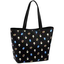 ESPRIT Damen-Tasche, Monster Shopper, Handtasche Schultertasche, Tragetasche NEU