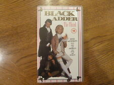 Blackadder The Third VHS Video Tape