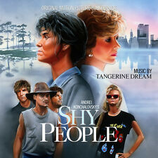 SHY PEOPLE-Original Soundtrack Recording by Tangerine Dream