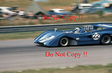 Francois Cevert McLaren M8F Road Atlanta Can Am 1972 Photograph 2