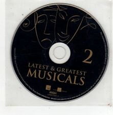 (FV213) Latest & Greatest Musicals - CD TWO