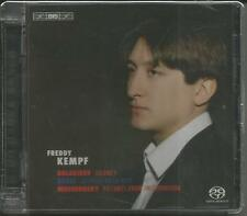 Mussorgsky/Ravel - Pictures/Gaspard De La Nuit Freddy Kempf Hybrid SACD