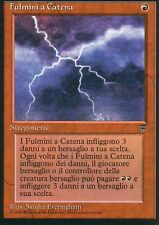 Fulmini a Catena/Chain Lightning | nm | Legends | ita | Magic mtg