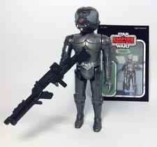 STAR WARS_1982_ZUCKUSS B.Hunter-METALLIC HEAD-H.K Variant-MINT-VINTAGE-AFA-c/85