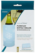 Bottle Chiller Wine Chiller Chills Wine In 10 Mins Great For Picnics Flexicles