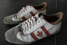 DSQUARED2 LEGEND S/S 2003 CANADA SNEAKER 45 schuhe 11.5 shoes IMPOSSIBLE TO FIND