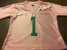 MICHIGAN  STATE SPARTANS  NCAA   # 1 FOOTBALL JERSEY  BY  STARTER  GIRLS  8 / 10