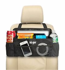 Luxury AUTO SEAT ORGANIZER, Perfect Front Seat, Backseat, Driver, Car Organizer.