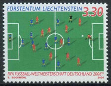 Liechtenstein 2006 SG#1409 World Cup Football MNH #D2100