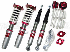 TruHart Streetplus Sport Coilovers 99-05 BMW E46 323 325 328 330 M3 RWD