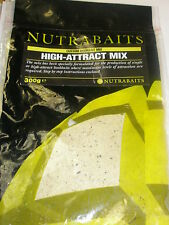 Nutrabaits Hi Attract Custom hookbait base mix 300g Pêche Appât