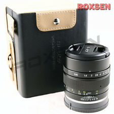Mitakon Speedmaster 35mm F/0.95 II Lens for Sony NEX E mount camera A6000 A6300