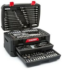 NEW Husky Mechanics 268-Piece Tool Set Sockets and Wrenches Kit w/ Storage Case