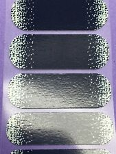 Jamberry Half Sheet - Midnight Magic - Glow in the Dark Limited Edition Retired