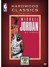 Nba Hardwood Classics: Michael Jordan - His (2014, DVD NIEUW)