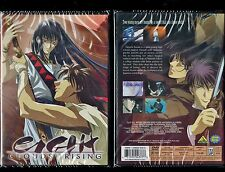 Eight Clouds Rising (Brand New Anime DVD, 2004)