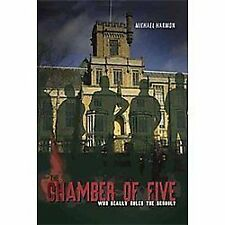 The Chamber of Five by Michael Harmon (2012, Paperback)