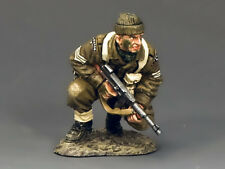 """King and country WW2 british commando sergent avec """"tommy"""" pistolet d day DD196"""