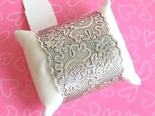 Brighton Bracelet Lace Bold Thick Cuff Vintage Style Adjustable NWT