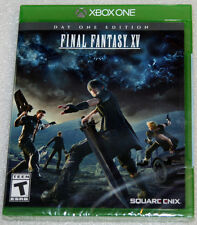 Final Fantasy XV 15 Day One Edition - XBOX ONE - NEW & SEALED