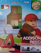Addison Reed OYO Arizona Diamondbacks MLB Mini Figure NEW G4