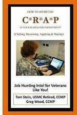 How Avoid Crap in Your Search for Employment Military Family Version Job Hunting