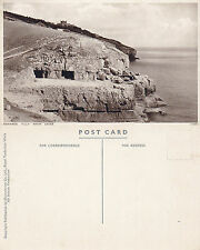 1920's TILLY WHIM CAVES SWANAGE DORSET UNUSED POSTCARD