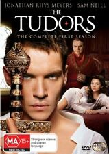 THE TUDORS Complete First Season 1 DVD R4