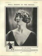 1922 la signora James Montagu