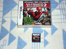 Marvel Ultimate Alliance 2 (Nintendo DS, 2009)
