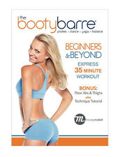 Ballet Barre DVD - Tracey Mallett BOOTY BARRE Beginners and Beyond!