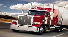 "Peterbuilt Truck - 42"" x 24"" LARGE WALL POSTER PRINT NEW"