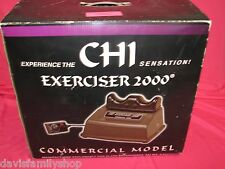 Chi Exerciser 2000 Commercial Model Passive WORKS in Original Box