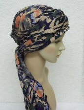 Chemo turban, full turban, chemo headwear, full head covering, volume turban hat