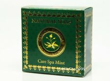 150g Care Spa MINT Madame Heng Soap Rash Blemish Pimple Body Odor Cleansing Herb