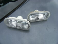 FORD FIESTA ST150 FACELIFT MODEL PAIR OF CLEAR SIDE REPEATERS