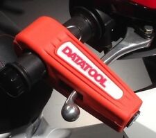 DATATOOL CROC-LOCK Motorcycle Security Handlebar Grip Lock