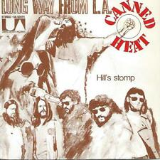 """CANNED HEAT long way from la (PS) EX/VG+ french 7"""""""