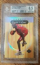 1999-00 UD Ovation Lamar Odom RC Standing Ovation #d/50 BGS 8.5 Rookie Rare!