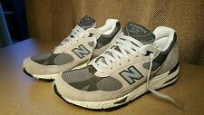 RARE New Balance M991GG Grey w/ Speckled Rubber Running Shoes, Made in USA 9.5 D