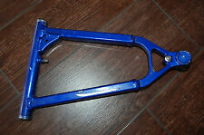 Yamaha YFZ450 YFZ 450 upper front Right A arm Control Arm Excellent Blue  04-09