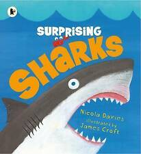 Surprising Sharks by Nicola Davies (Paperback, 2015)
