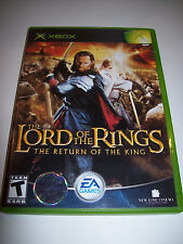 Lord of the Rings: The Return of the King (Xbox, 2003) - SHIPS SAME DAY!