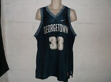 Nike NCAA Georgetown University Hoyas #33 basketball jersey . Men's size XL.