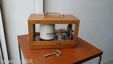 antique maxant paris barographe barograph barometer paris L & M 335912  France