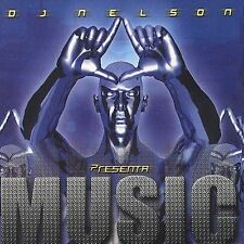 Music by DJ Nelson (CD, May-2001, Cutting Records)