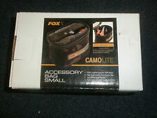 Fox Camolite Accessory Bag Small Carp fishing tackle