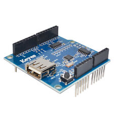 USB Host Shield Support Google Android ADK Arduino UNO MEGA2560 Duemilanove 328