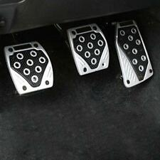 Universal Car Non-Slip Manual Transmission Gas Clutch #A Brake Foot Pedal Cover